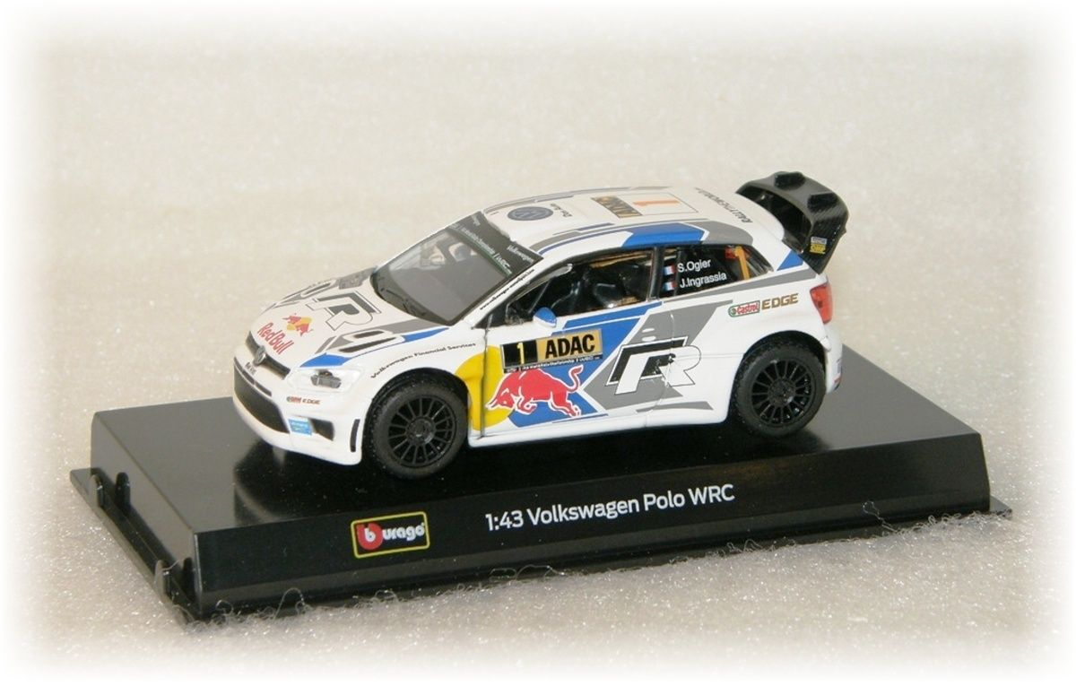 Volkswagen Polo WRC No.1 Minichamps
