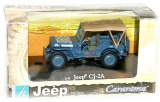 "Jeep Willys CJ 2A Aircraft Dispersal Guidance ""1945"" Cararama"