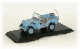"Jeep Willys CJ 2A U.S.N ""1945"" Cararama"